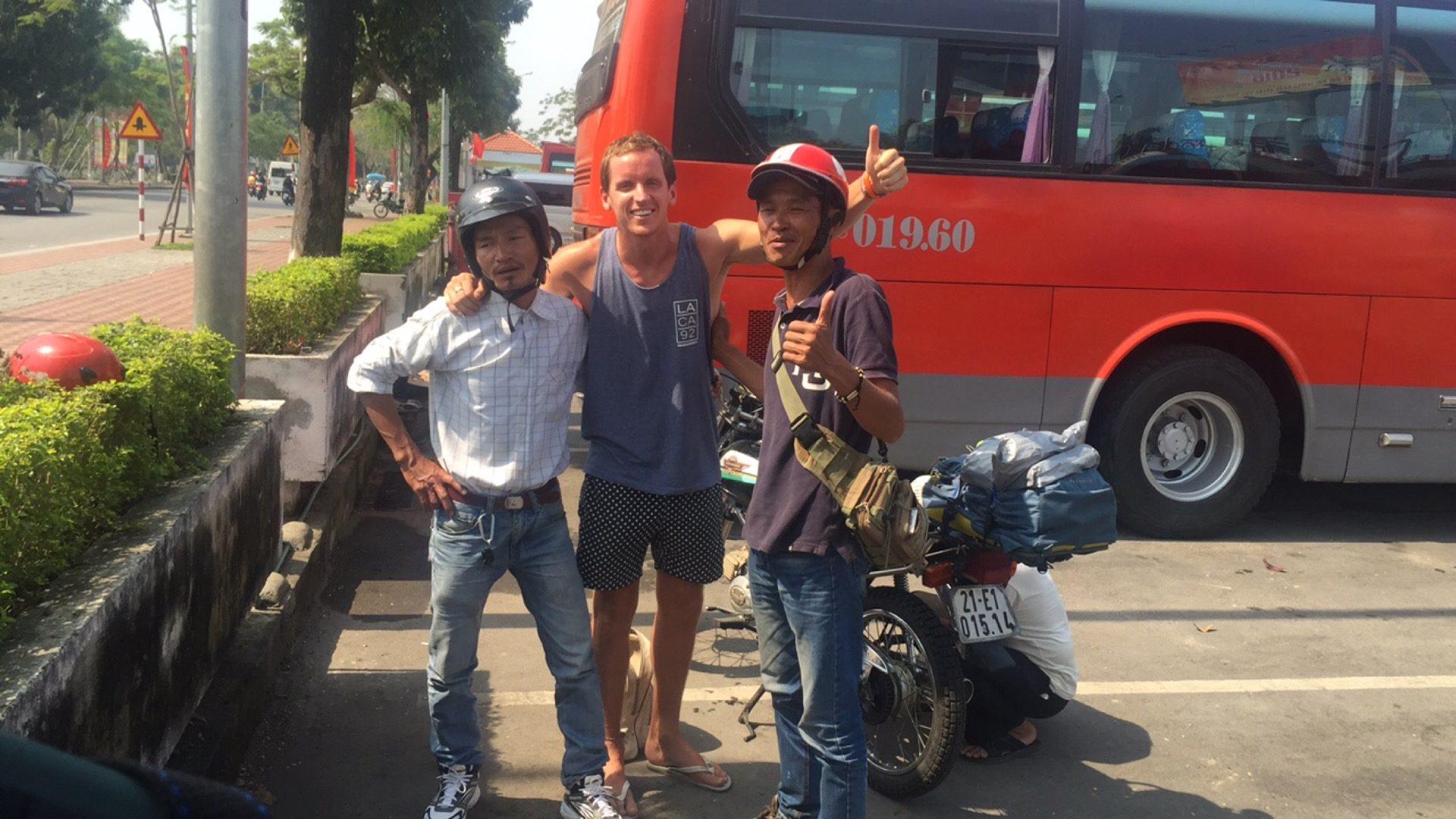 FRIENDLY LOCALS, VIETNAM 11