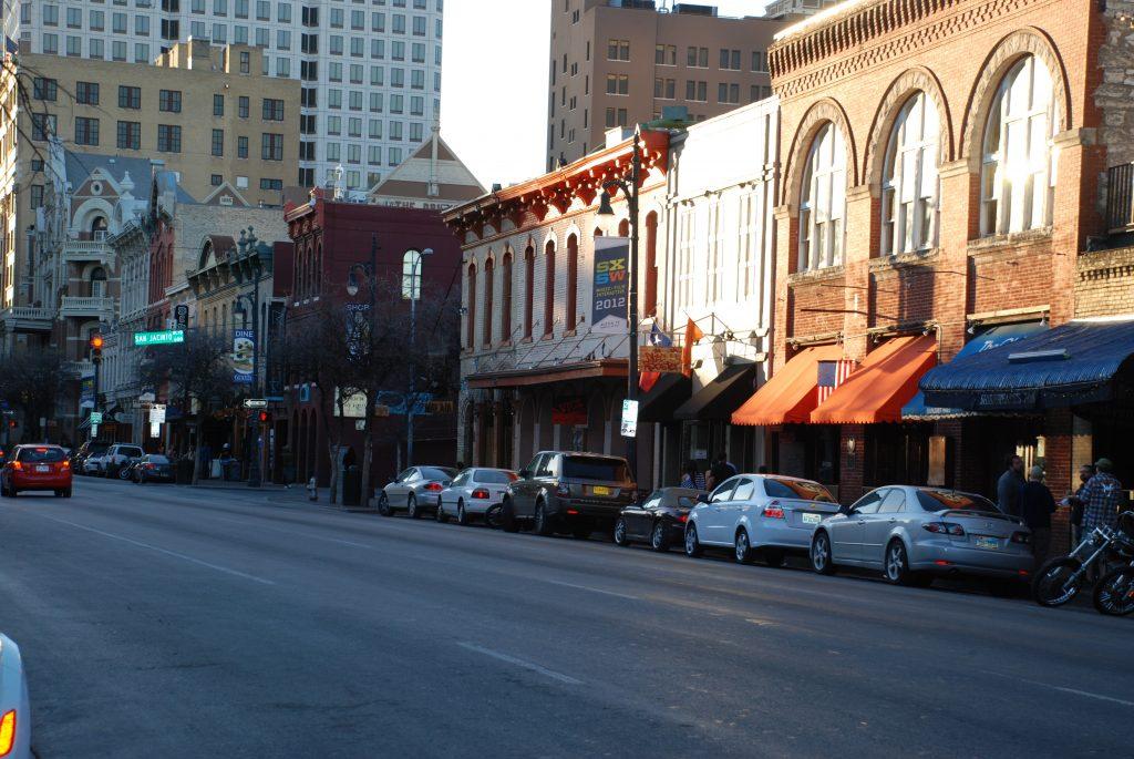 Sixth Street, Austin 5