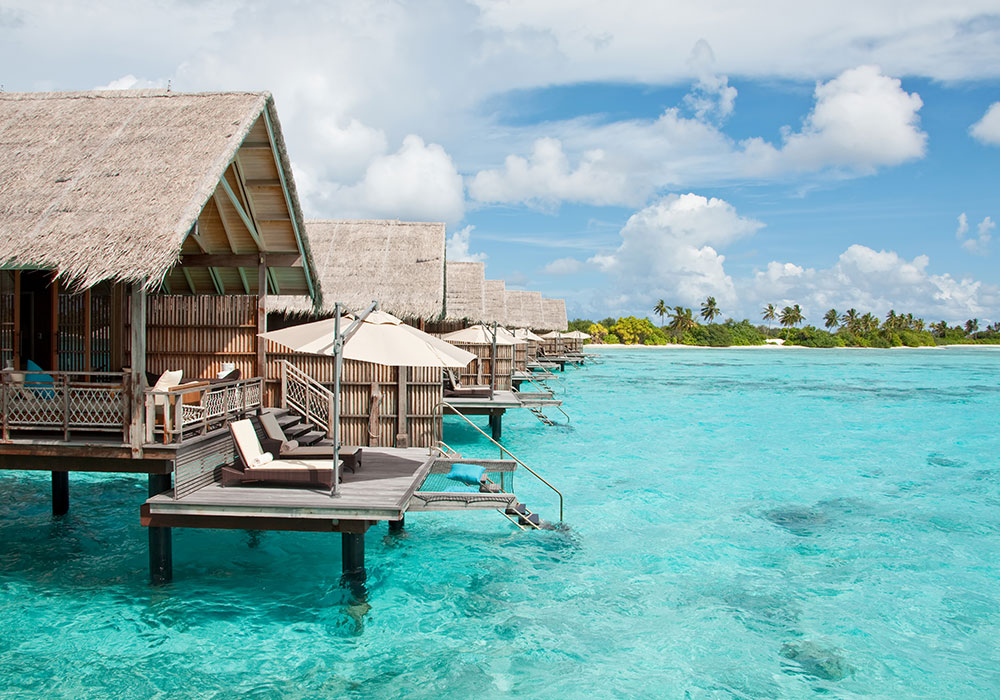 LUXURY, MALDIVES