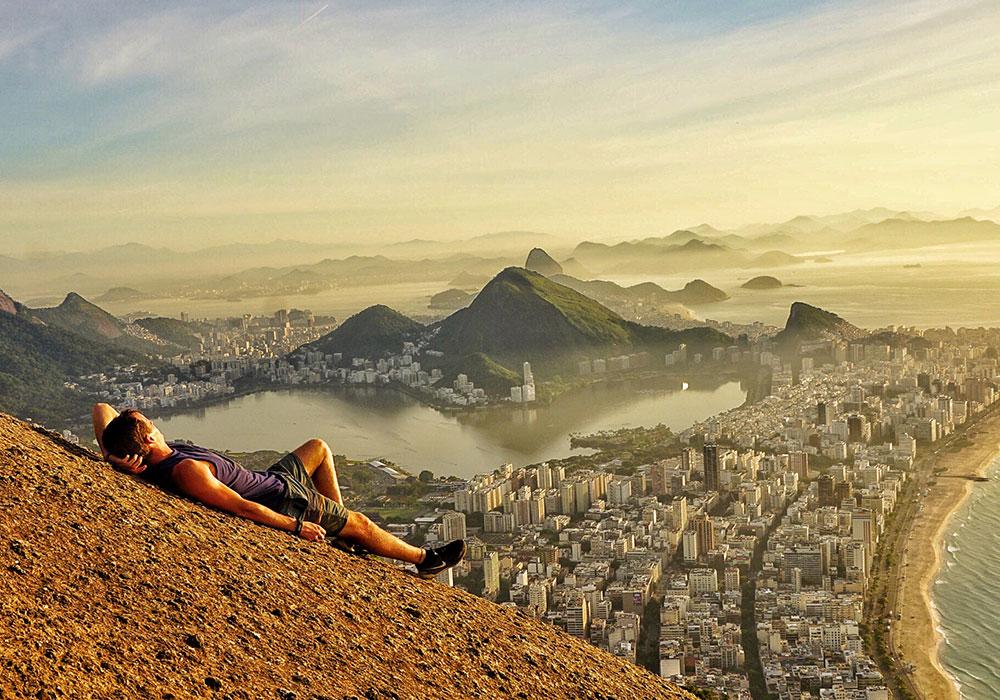 REFLECTION POSTS, RIO MOUNTAIN